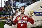 Formula 1 Vettel: Schumacher'in öğrettiklerini yaptım