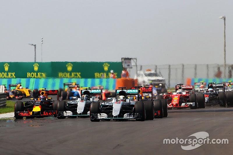 Formel 1 2017: Pirelli erwartet weniger Überholmanöver