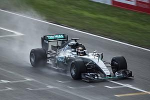 F1 速報ニュース 【F1】新ウエットタイヤ、開幕前のバルセロナで全チームがテスト