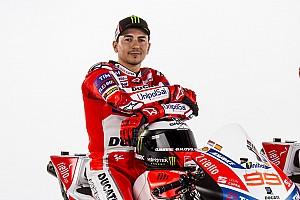 MotoGP Важливі новини Лоренcо хоче закінчити кар'єру MotoGP в Ducati