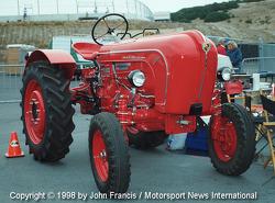 Not every Porsche was a car