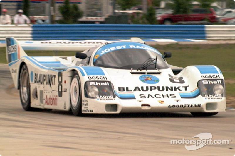 Murray Smith's '88 Porsche 962