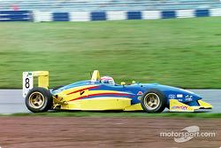 Gianmaria Bruni (I) Fortec Motorsport