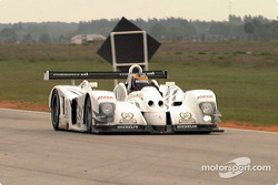 Panoz's David Brabham