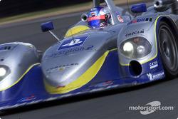Masahiko Kondo in the Chrysler LMP