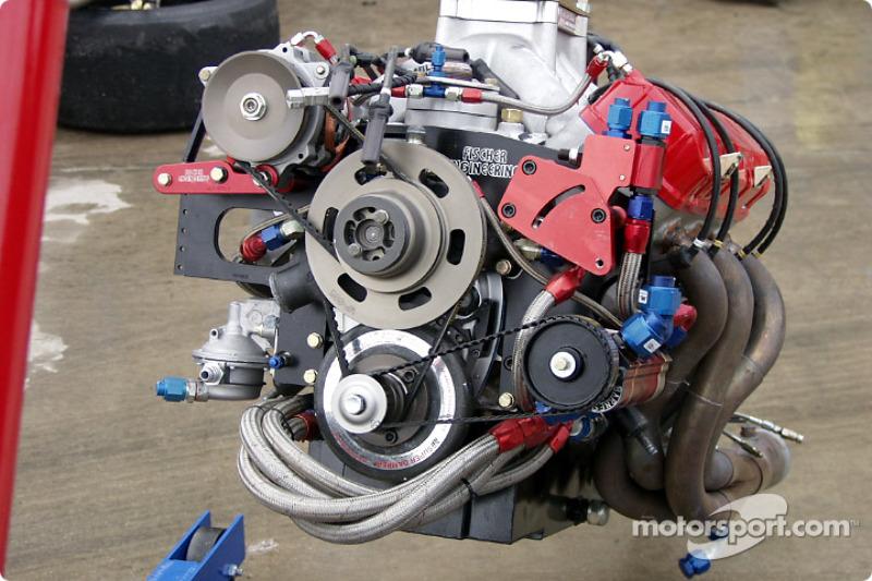 Replacement Busch Motor