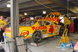 Kevin Lepage's car