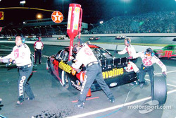 Pistop for Ricky Rudd