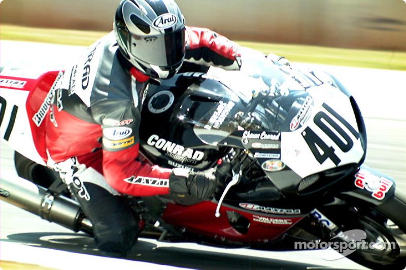 Shawn Conrad, 750 SuperSport