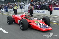 Classic cars parade