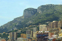 Monaco: the rock