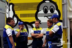 Michelin men