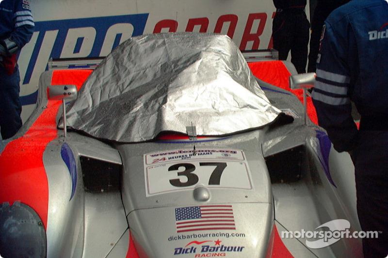 Barber Racing's Reynard