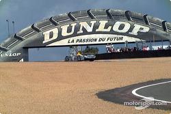 Under the Dunlop bridge
