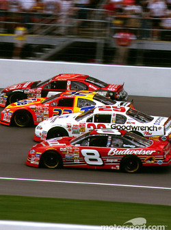 Four wide