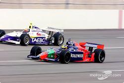 Felipe Giaffone and Buddy Lazier