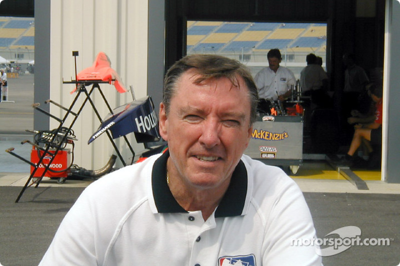 Lone Star J.R.: Johnny Rutherford