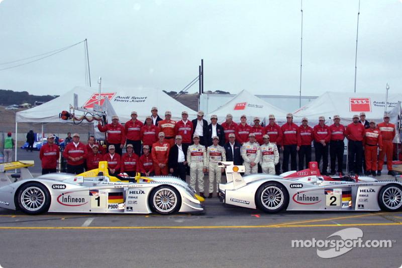 Team Audi Sport North America