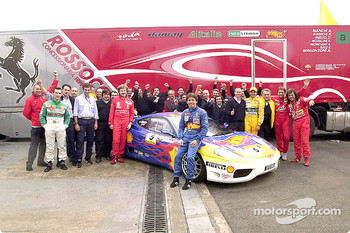 The Rosso Corsa Team