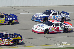 Kevin Harvick and Joe Nemechek