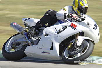 Jeff May Suzuki 1000