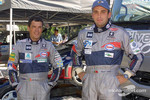 Adruzilo Lopes and Miguel Campos