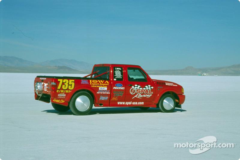The Ford Rocket Ranger