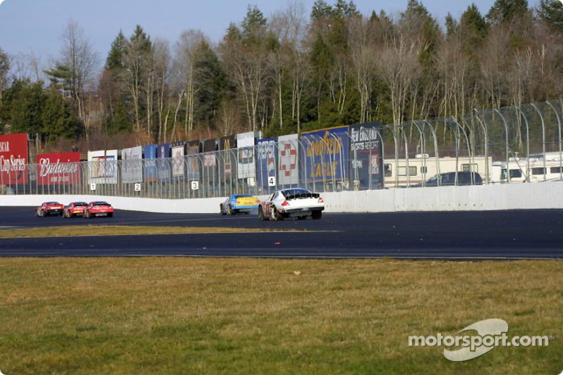 John Andretti in trouble