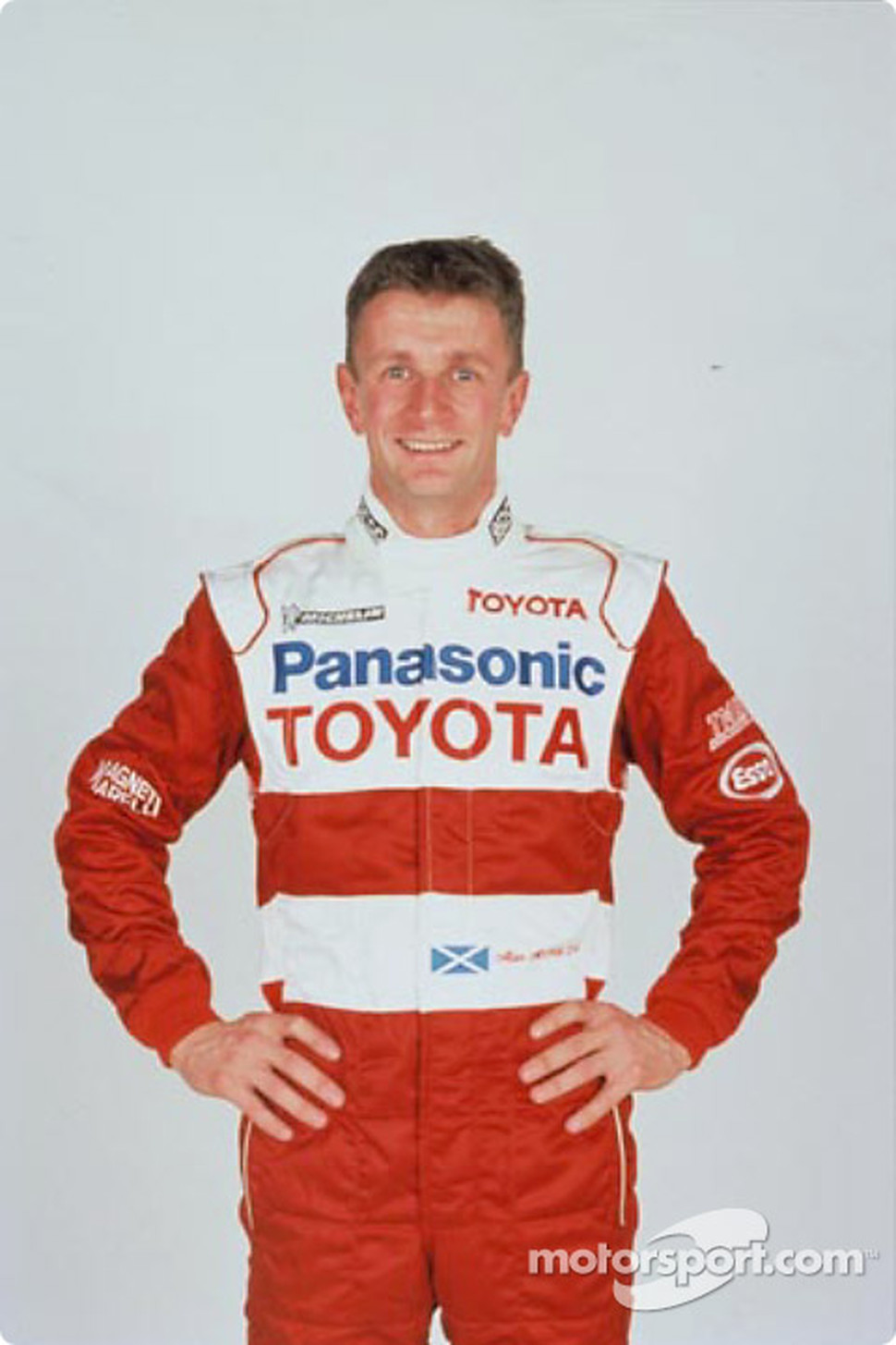 Allan McNish
