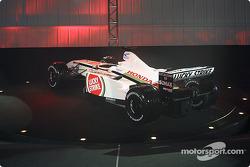 The new BAR Honda 004