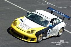 Porsche GT3 of Raul Boesel