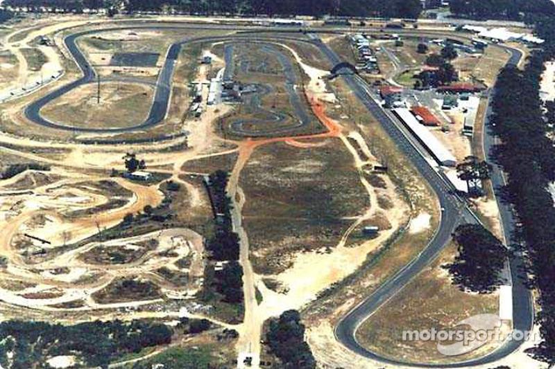 Killarney Race Track