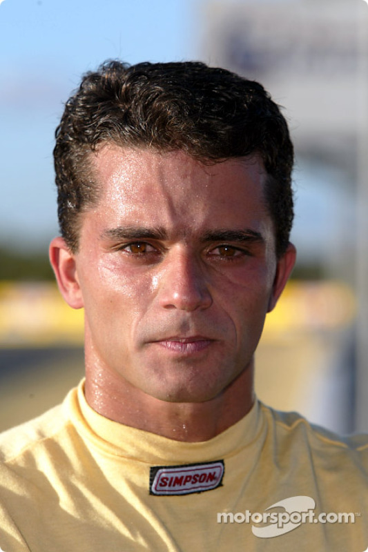 Queensland-based Brazilian Max Wilson, a newcomer to Australian V8 Supercar racing