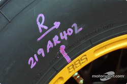 Arrows tires