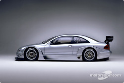 The new AMG Mercedes-Benz CLK-DTM 2002