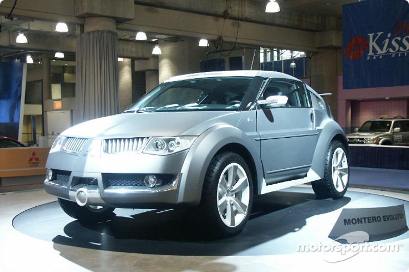 Mitsubishi Montero Evolution