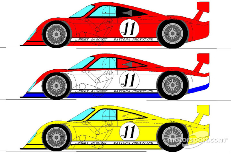 Sports car manufacturer Riley & Scott Racing LLC revealed its plans for the Mk XI, which will compete in the Rolex Sports Car Series Daytona Prototypes class in 2003.