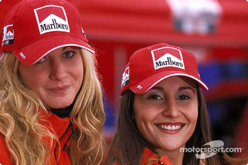 The Marlboro girls