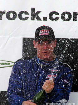 Race winner Randy Pobst