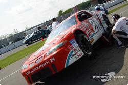 Kubota Pontiac Grand Prix