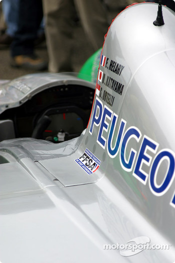 Pescarolo Sport Courage-Peugeot C60