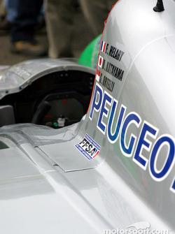 Pescarolo Sport Courage-Peugeot C60