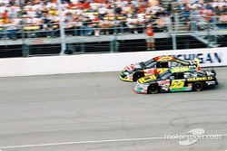 Jerry Nadeau and Bobby Hamilton
