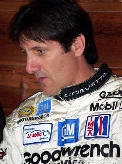 Press conference: Ron Fellows