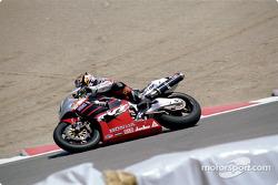 Nicky Haydon, Honda