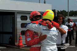 Michael and Ralf Schumacher