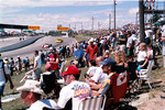 Crowd at turn one
