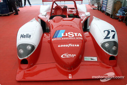 Doran Racing's Judd-powered Dallara
