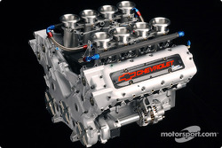 Chevrolet unveils new 2003 Chevy Indy V8