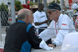 Paul Gentilozzi and Paul Newman